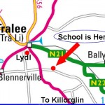 tralee map