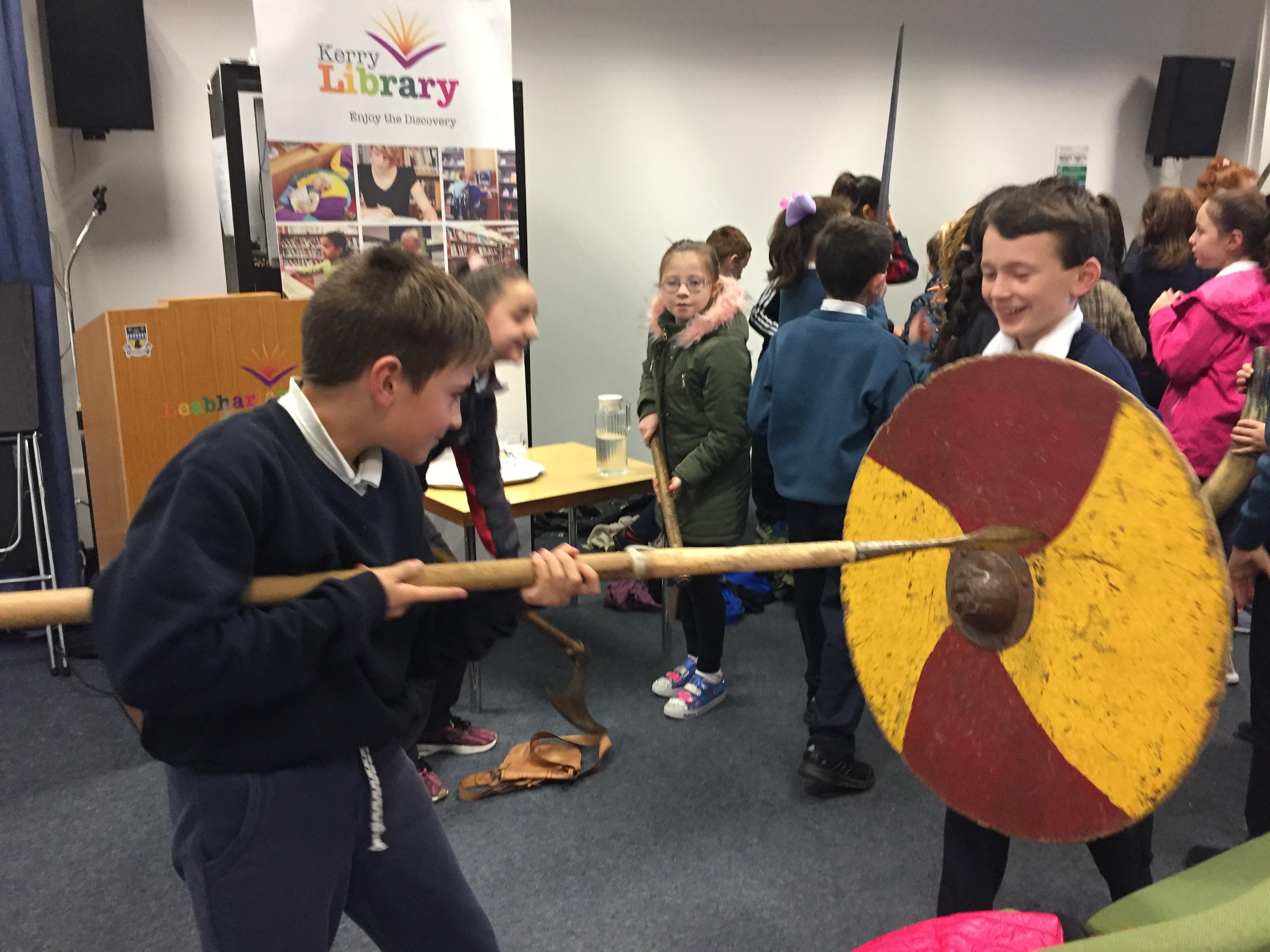 The Fourth Class Vikings