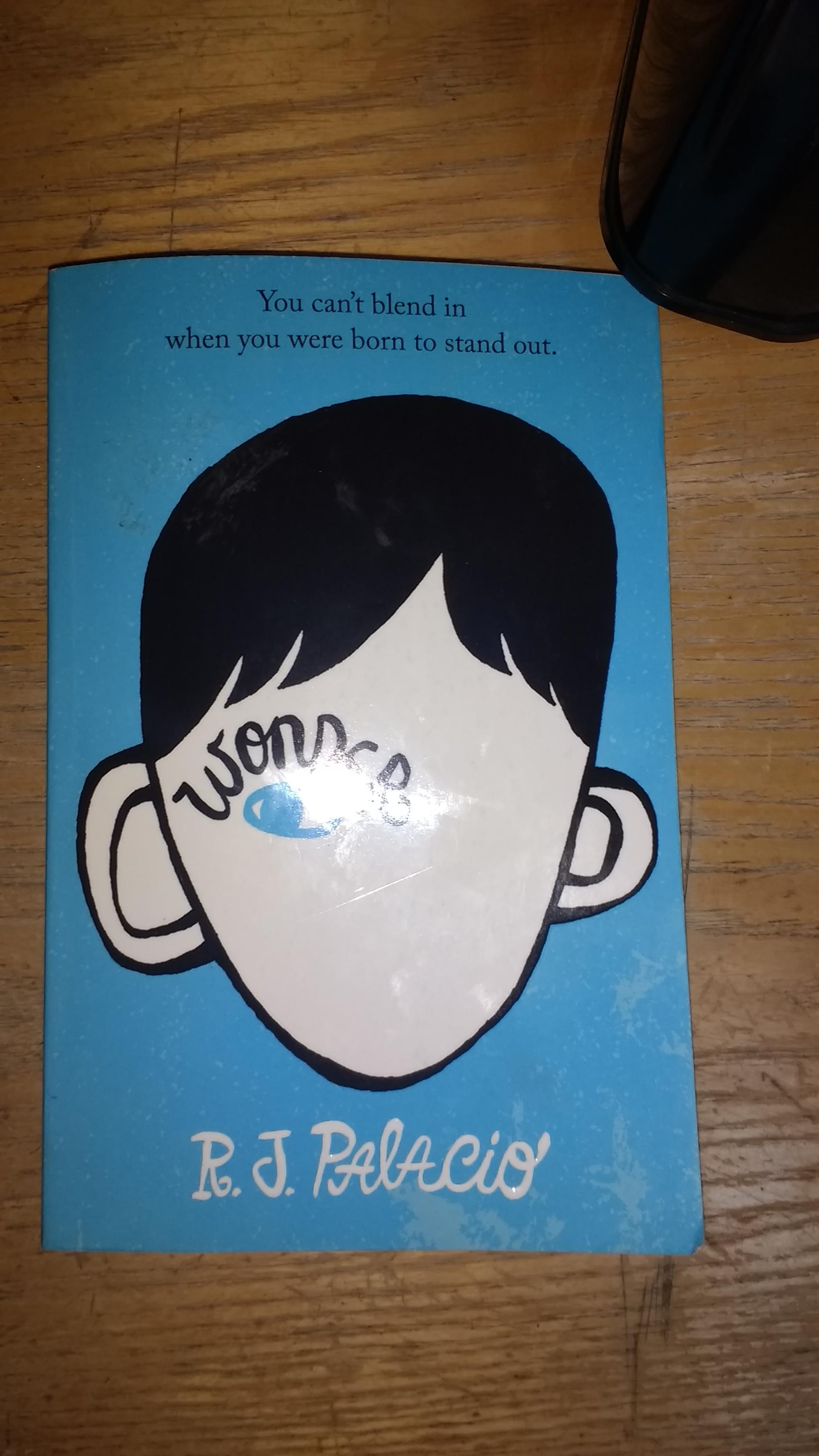 'Wonder' : Great book!