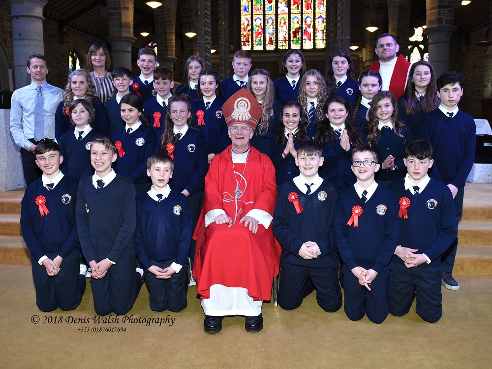 Confirmation Day. Thursday 22nd March. 2018