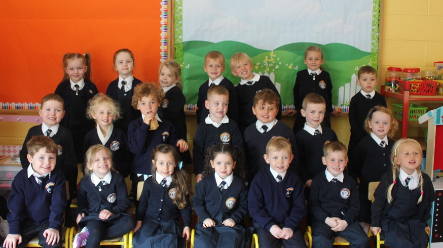 Our New Little Infants- 2018/19