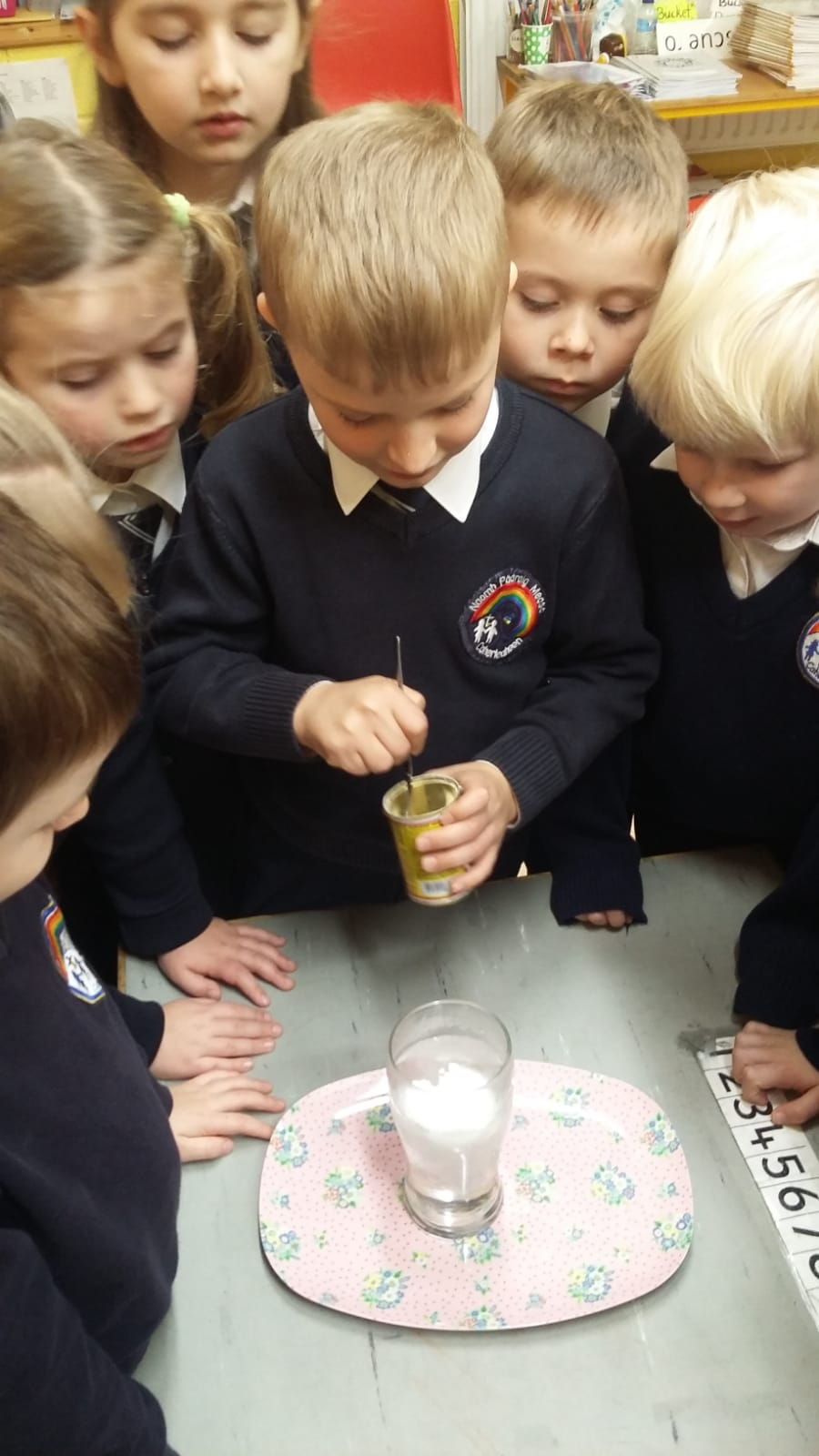 Science Week : Active Learning