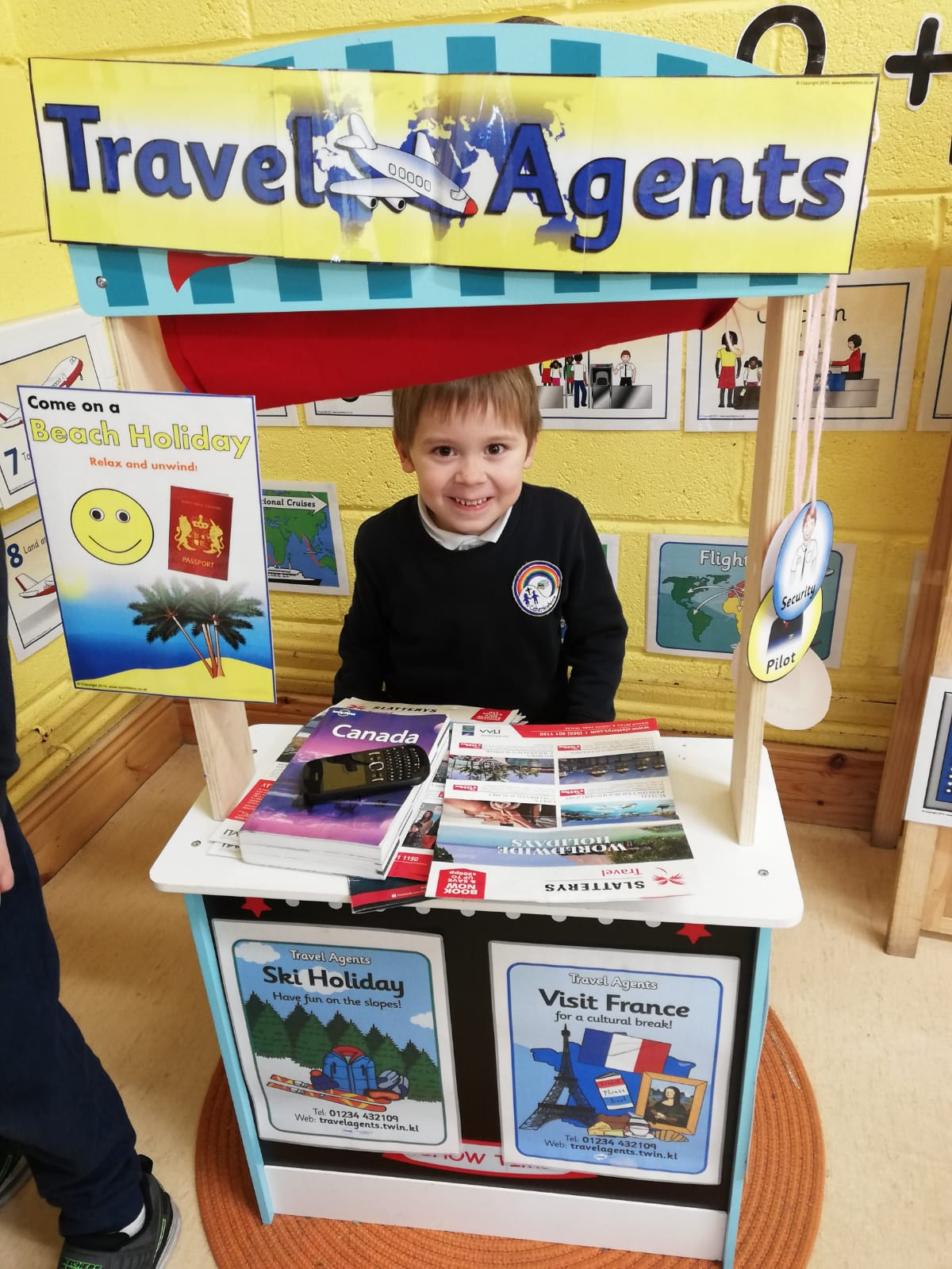 Aistear is back in Senior Infants.
