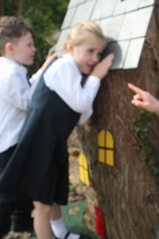 Scoil na Sidhe. (Fairy School!)